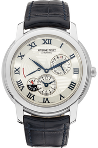 Jules Audemars Dual Time Arnold's All Stars Platinum Automatic