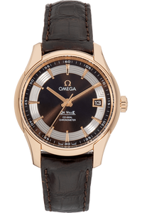 De Ville Hour Vision Rose Gold Automatic