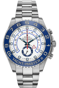 Yachtmaster II Stainless Steel Automatic