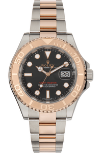 Yachtmaster Rose Gold and Stainless Steel Automatic