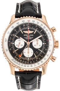 Navitimer GMT Limited Edition Rose Gold Automatic