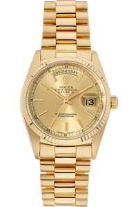 Day-Date Circa 1978 Yellow Gold Automatic