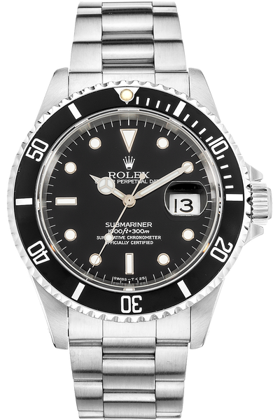 c6a243f2453 Images. Submariner Stainless Steel Automatic