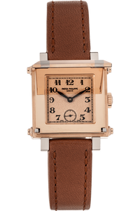 Gondolo Reference 5099 White Gold and Rose Gold Manual
