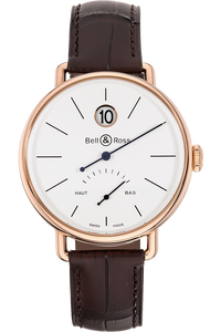 WW1 Heure Sautante Rose Gold Automatic