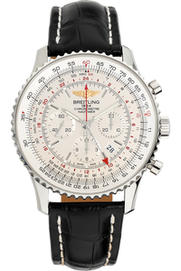 Navitimer GMT Chronograph Stainless Steel Automatic
