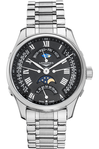 Master Retrograde Seconds  Stainless Steel Automatic