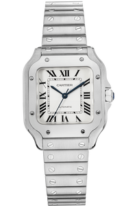 Santos de Cartier  Stainless Steel Automatic