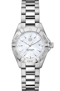 Aquaracer Lady 300M Steel Bezel Quartz