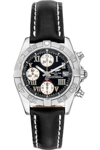 Chrono Galactic Stainless Steel Automatic