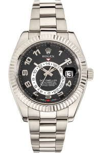 Sky-Dweller White Gold Automatic