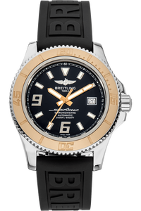 SuperOcean 44 Rose Gold and Stainless Steel Automatic