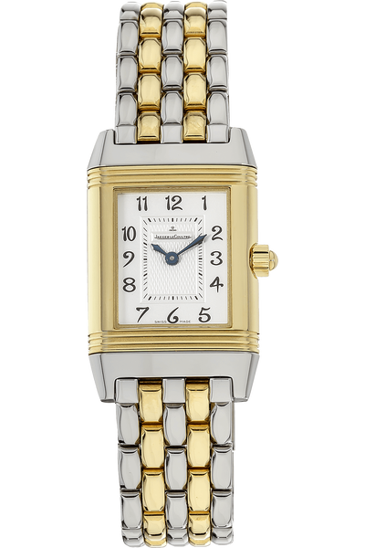 Reverso Duetto Yellow Gold and Stainless Steel Manual