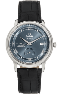 De Ville Prestige Power Reserve Stainless Steel Automatic