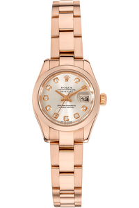 Datejust Rose Gold Automatic