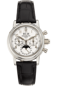 Perpetual Calendar Reference 5004 Platinum Manual