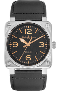 BR 03-92 Heritage  Stainless Steel Automaic