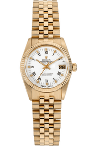 Datejust Circa 1981 Yellow Gold Automatic