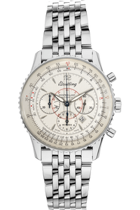 Navitimer Montbrilliant Chronograph Stainless Steel Automatic