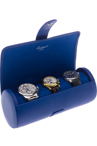 Blue Berkeley Watch Roll