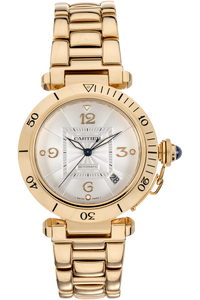 Pasha  Yellow Gold Automatic