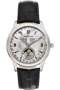 Master Calendar Stainless Steel Automatic
