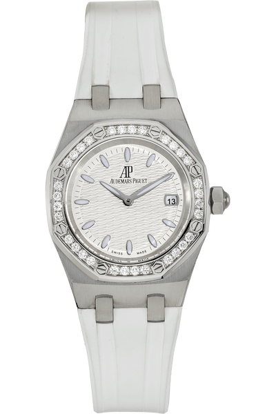 Royal Oak Stainless Steel Quartz