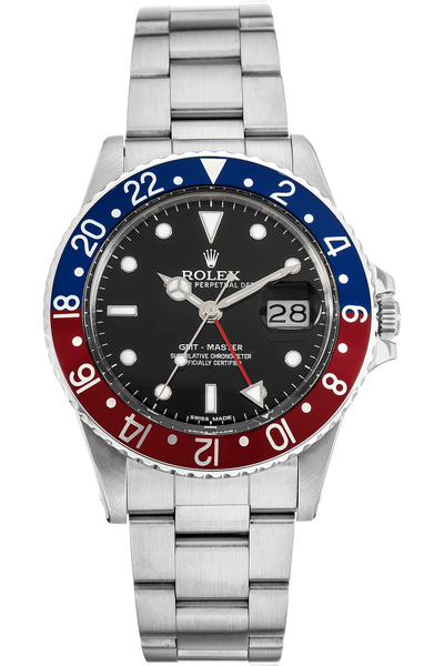 GMT-Master Circa 1986 Stainless Steel Automatic