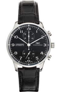 Portuguese Chronograph Stainless Steel Automatic