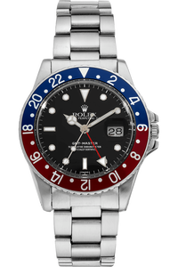 GMT-Master Circa 1982 Stainless Steel Automatic