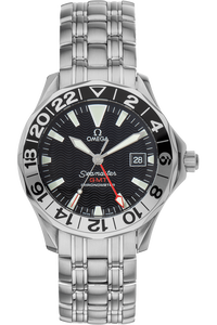 Seamaster GMT 50 Years  Stainless Steel Automatic