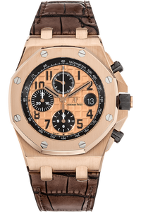 Royal Oak Offshore Chronograph Rose Gold Automatic