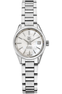 Carrera Calibre 9 Stainless Steel Automatic