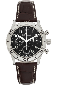 Type XX Aeronavale Chronograph Stainless Steel Automatic