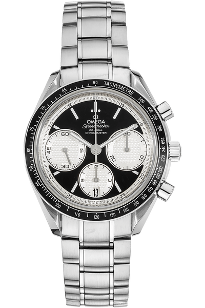627dae9ec6a Images. Speedmaster Racing Co-Axial Chronograph Stainless Steel Automatic