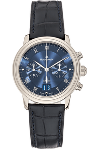 Villeret Chronograph White Gold Automatic