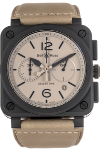 BR 03-94 Desert Type Chronograph Ceramic Automatic