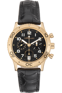 Type XX Transatlantique Yellow Gold Automatic