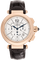 Pasha Chronograph Rose Gold Automatic