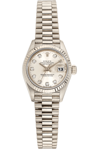Datejust White Gold Automatic