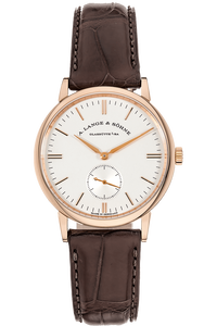 Saxonia Rose Gold Manual
