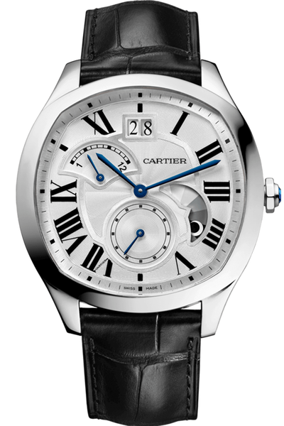 Drive de Cartier, 2nd Time Zone, Day Night Watch