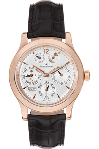 Master Control Perpetual Calendar Rose Gold Manual