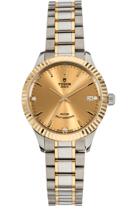 Style Yellow Gold and Stainless Steel Automatic
