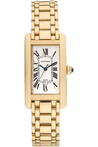 Tank Americaine Yellow Gold Automatic