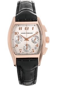 Richeville Chronograph Rose Gold Automatic