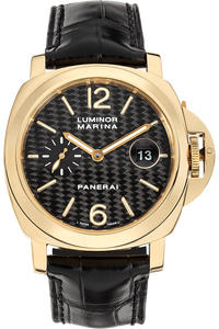 Luminor Marina  Yellow Gold Automatic