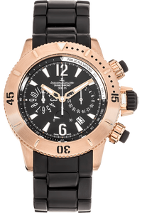 Master Compressor Diving Chronograph Rose Gold  Automatic