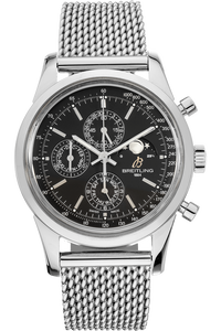 Transocean Chronograph 1461 Stainless Steel Automatic