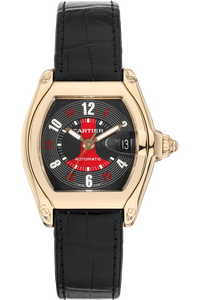 Roadster Limited Edition Emerson Fittipaldi Yellow Gold Automatic